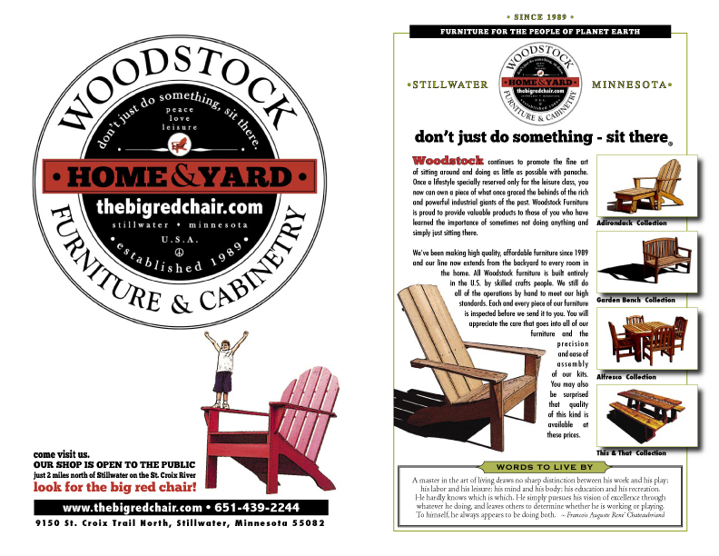 Woodstock Furniture Welcome To, Furniture Stillwater Mn